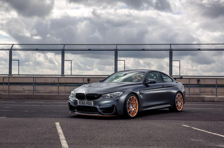 4.5 star BMW M4 GTS