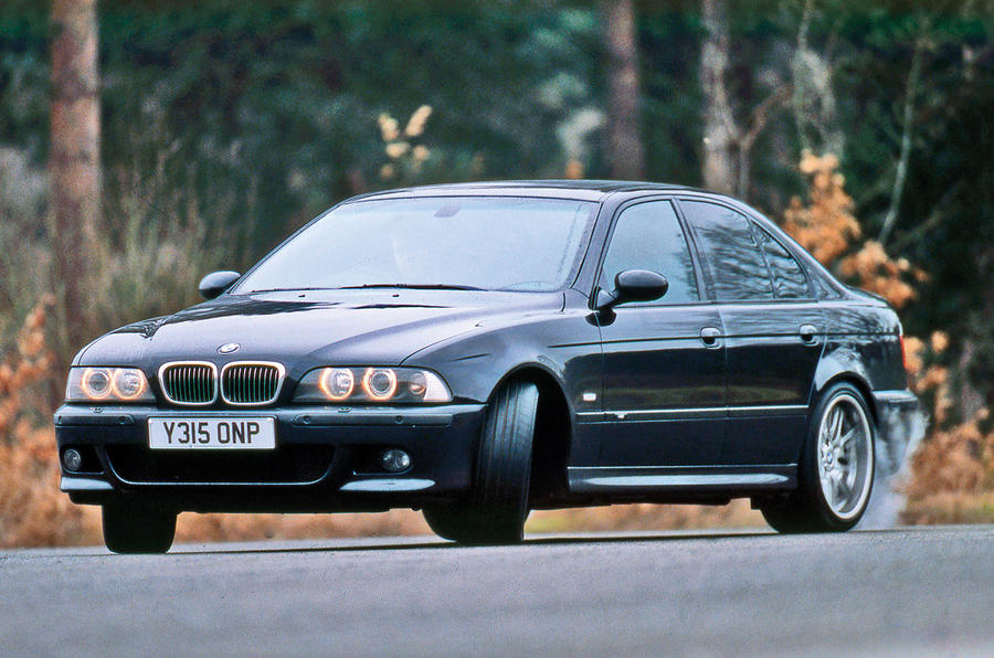 bmw m5 1998 2003 used car buying guide autocar. Black Bedroom Furniture Sets. Home Design Ideas