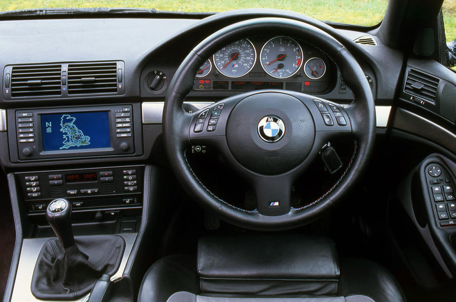 BMW M5 (1998-2003): used buying guide