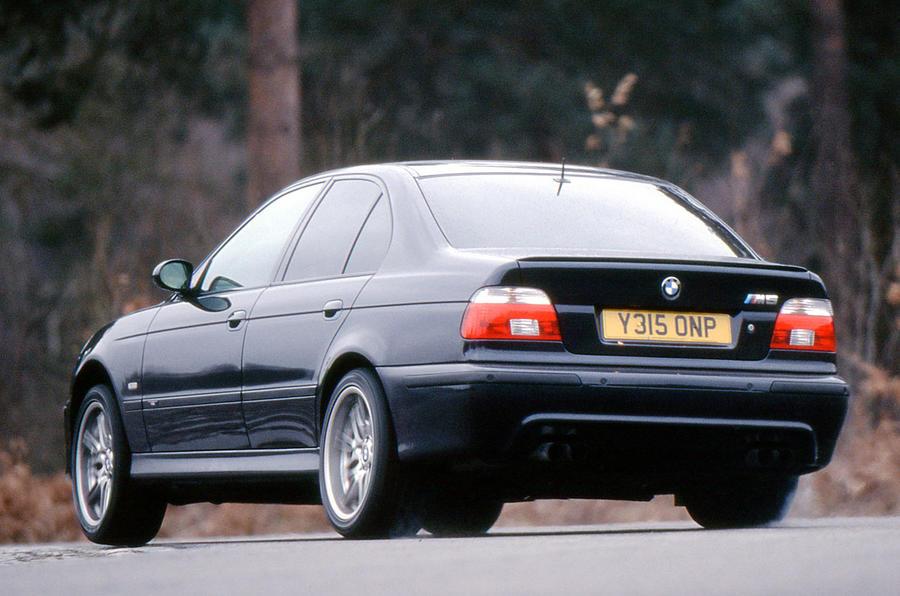 Bmw E39 M5 >> BMW M5 (1998-2003) | Used Car Buying Guide | Autocar
