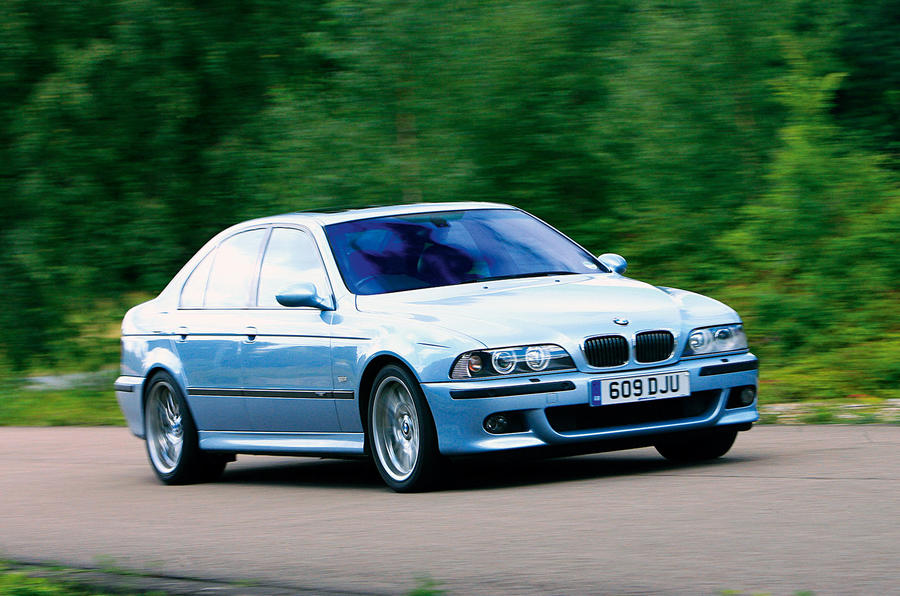 Car Buying Sites >> BMW M5 (1998-2003): used buying guide | Autocar