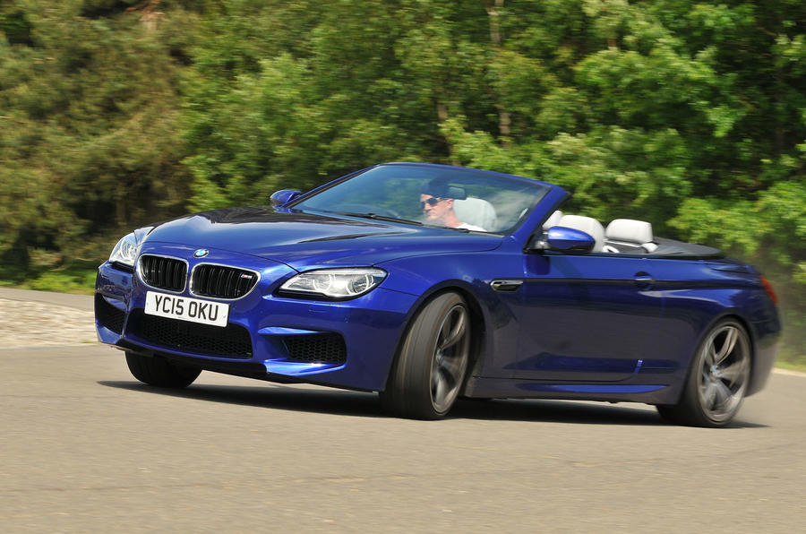 2015 Bmw M6 Convertible Uk Review Review Autocar
