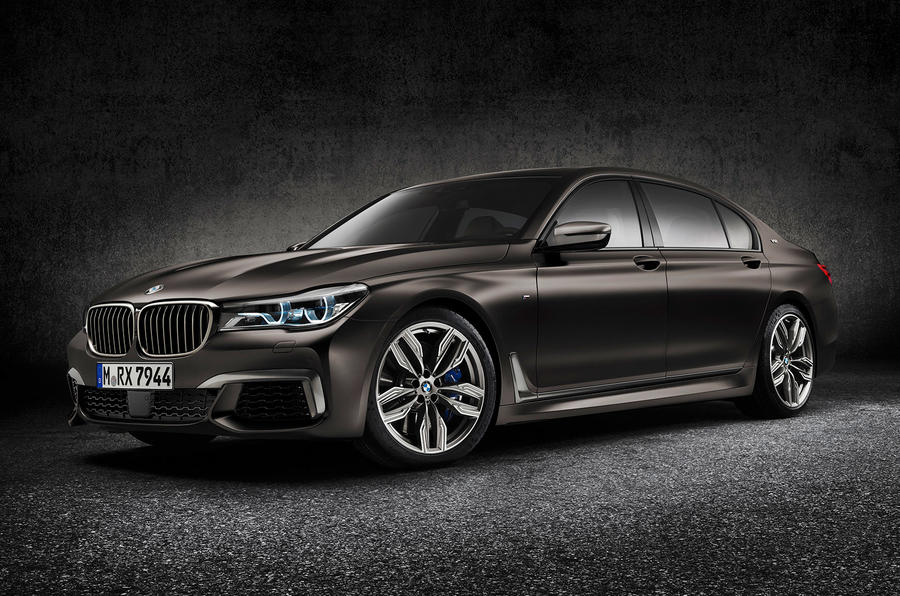 BMW 7 Series M760Li xDrive V12