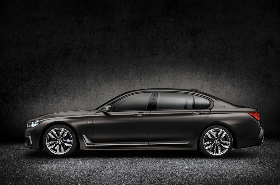 BMW 7 Series M760Li xDrive V12