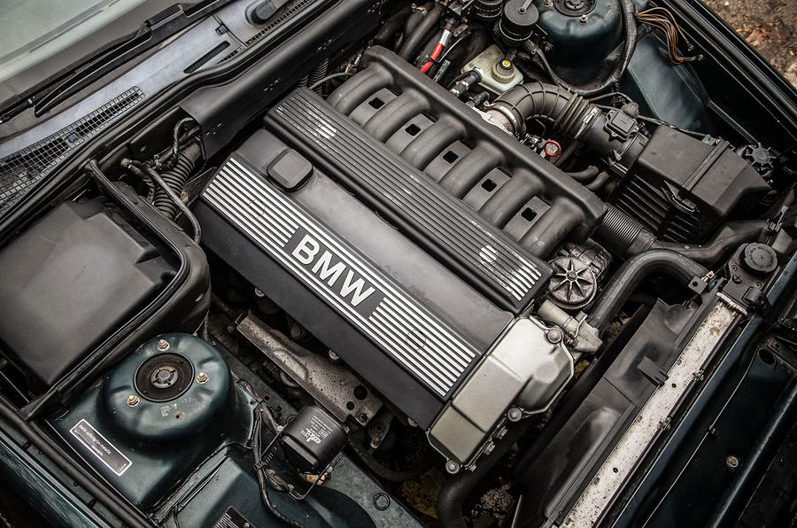 BMW 520i 24v Auto