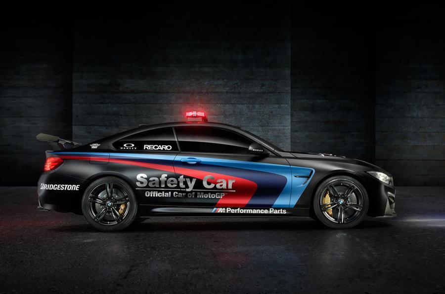 Bmw M4 Motogp Safety Car Revealed Autocar