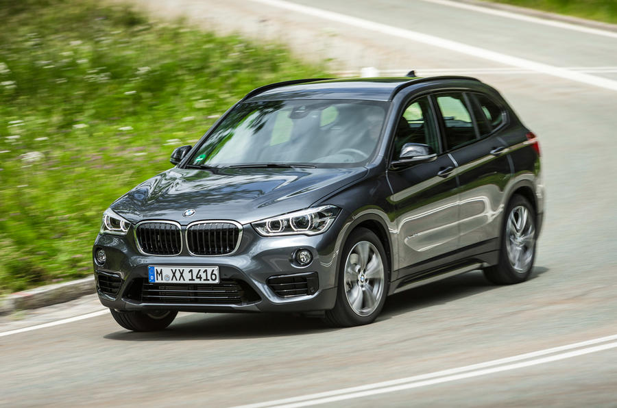 Bmw x1 review 2015