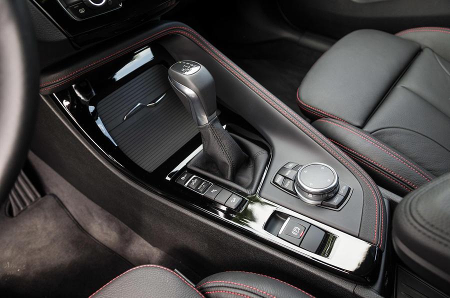 BMW X1 automatic gearbox