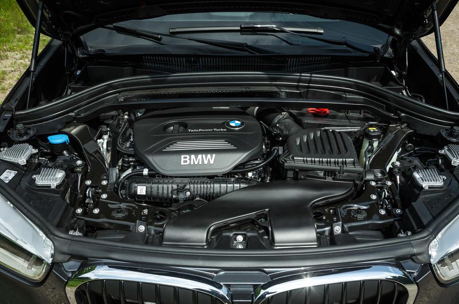 2.0-litre BMW X1diesel engine