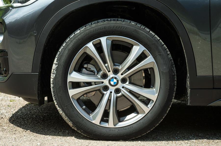 17in BMW X1 alloys
