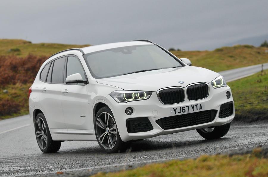 Top 10 Compact SUVs 2019 - BMW X1
