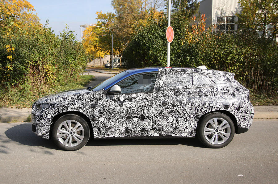 2016 BMW X2 starts winter testing - new pictures | Autocar