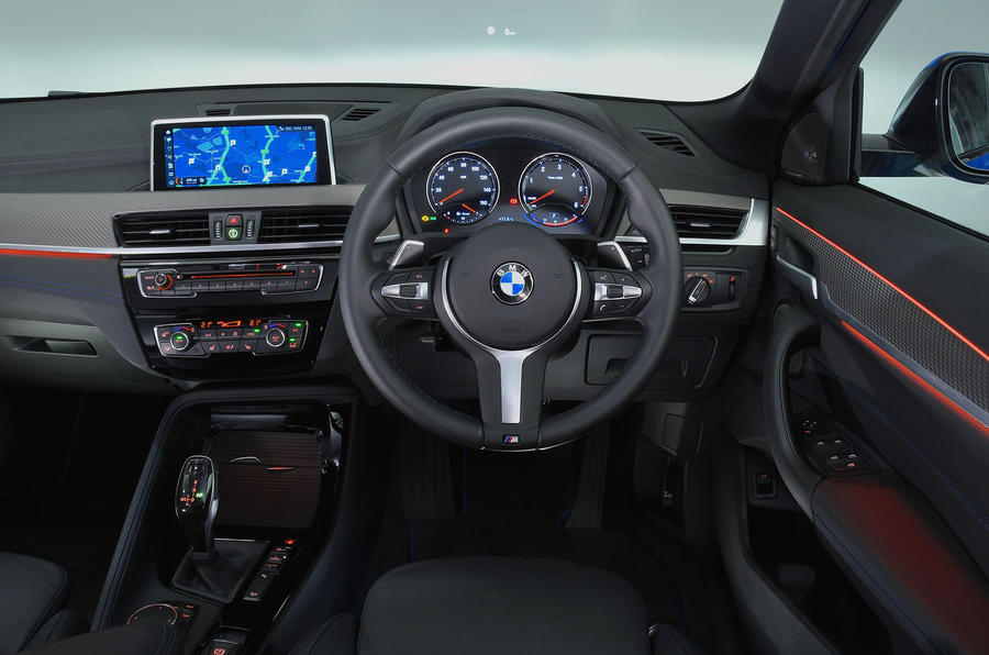 bmw x2 xdrive20d m sport 2018 uk review autocar. Black Bedroom Furniture Sets. Home Design Ideas