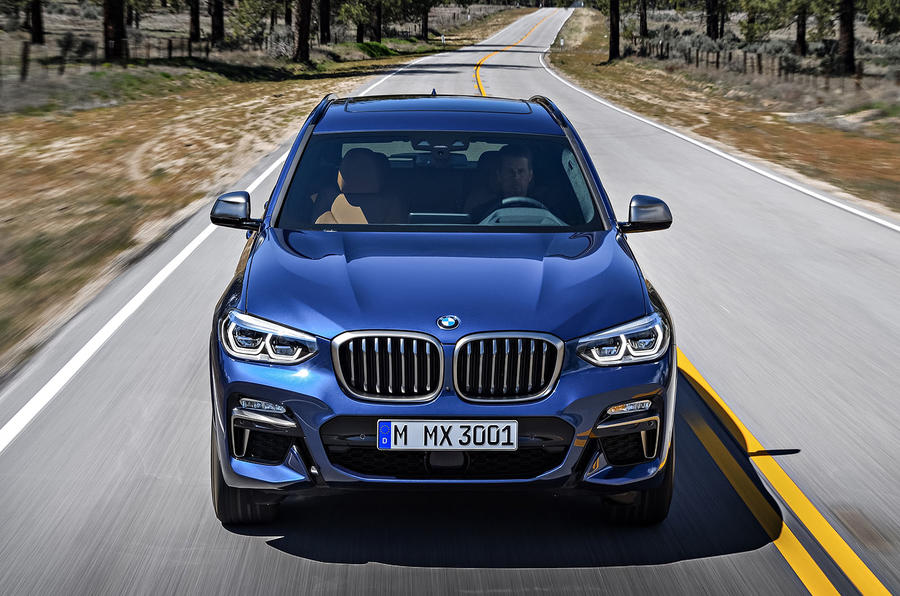 2017 BMW X3 revealed with hot M40i rival to Audi SQ5