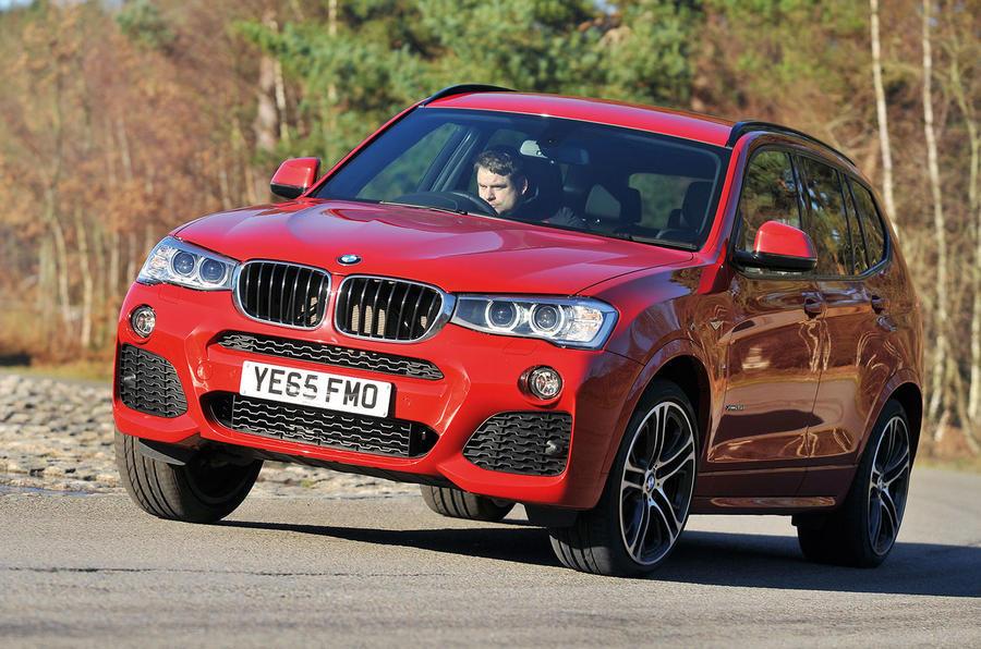 Electric BMW X3 will join 3 Series, X4 and Mini in future EV range