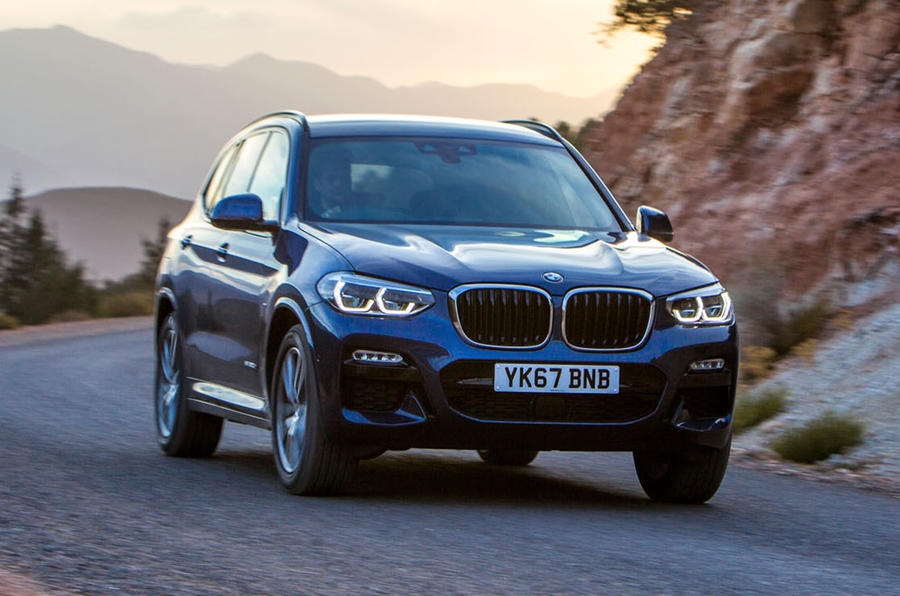 bmw x3 xdrive20d 2017 review autocar. Black Bedroom Furniture Sets. Home Design Ideas