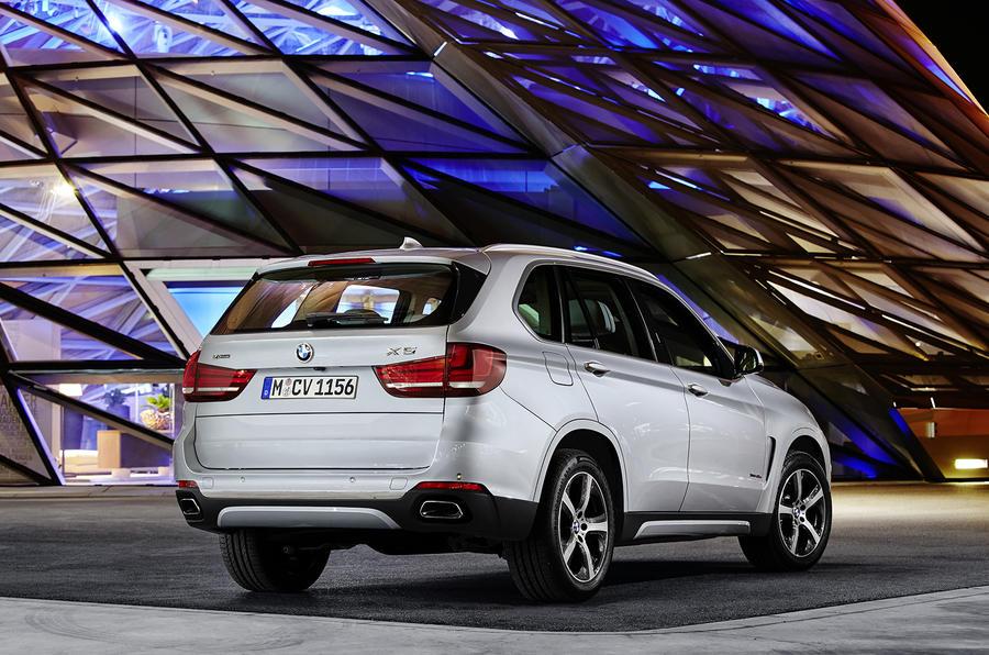 £51,845 BMW X5 xDrive40e