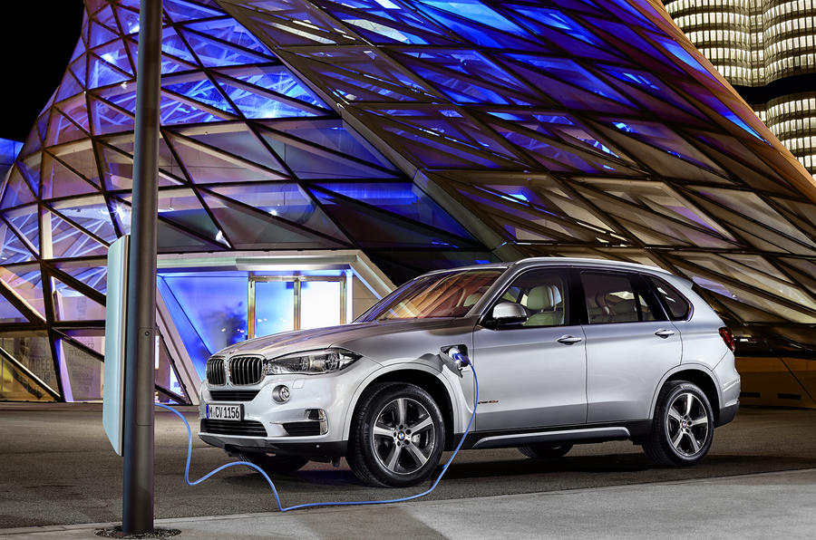 3.5 star BMW X5 xDrive40e
