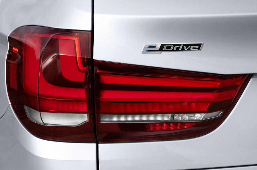 BMW X5 rearlights