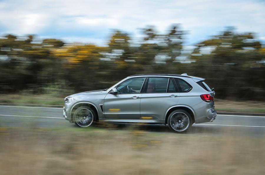 155mph BMW X5 M