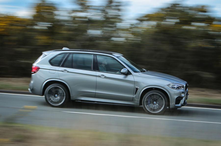 567bhp BMW X5 M