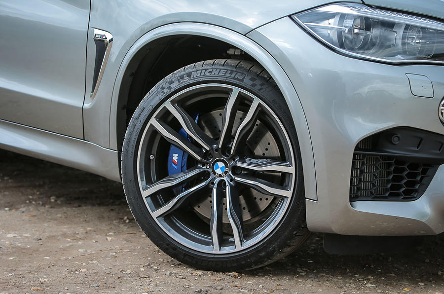 19in BMW X5 M alloys