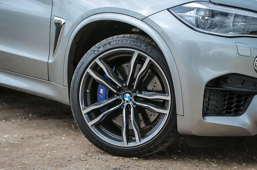 19in BMW X5 M alloys