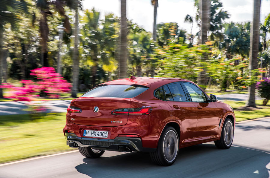 2018 BMW X4 revealed