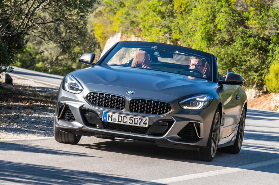 Bmw Z4 M40i 2018 Review Autocar