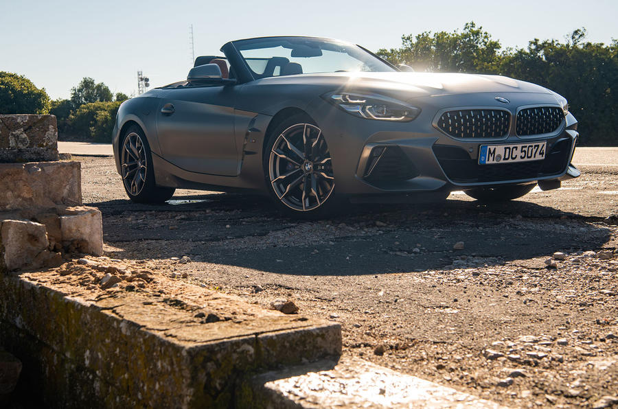 Bmw Z4 M40i 2018 Review Autocar
