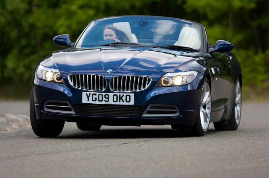 Bmw Z4 Production Ends Ahead Of Z5 Launch Autocar
