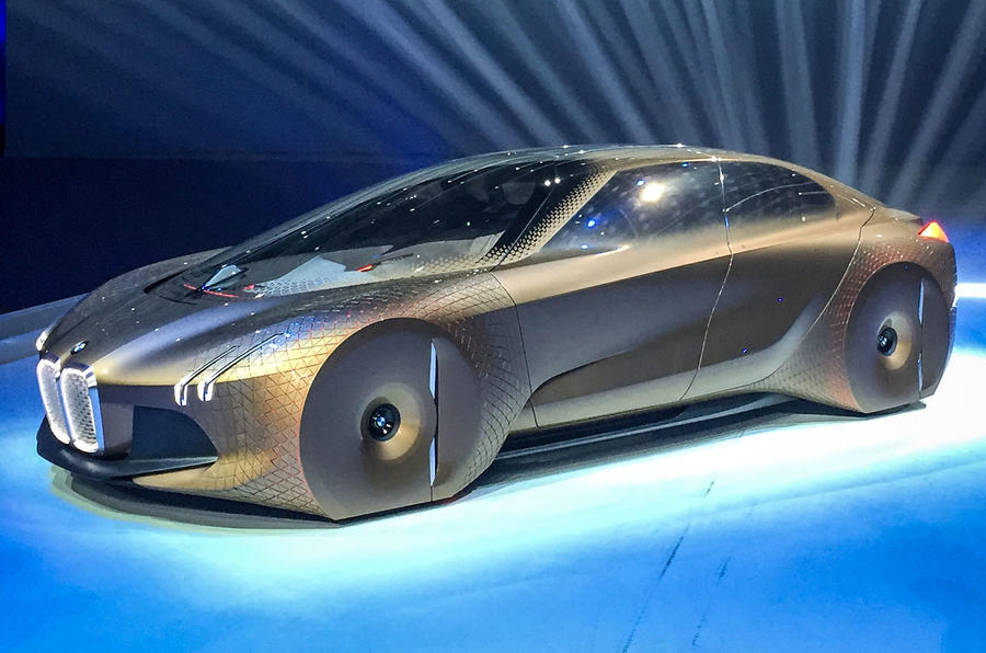 Bmw Vision Future Luxury Price