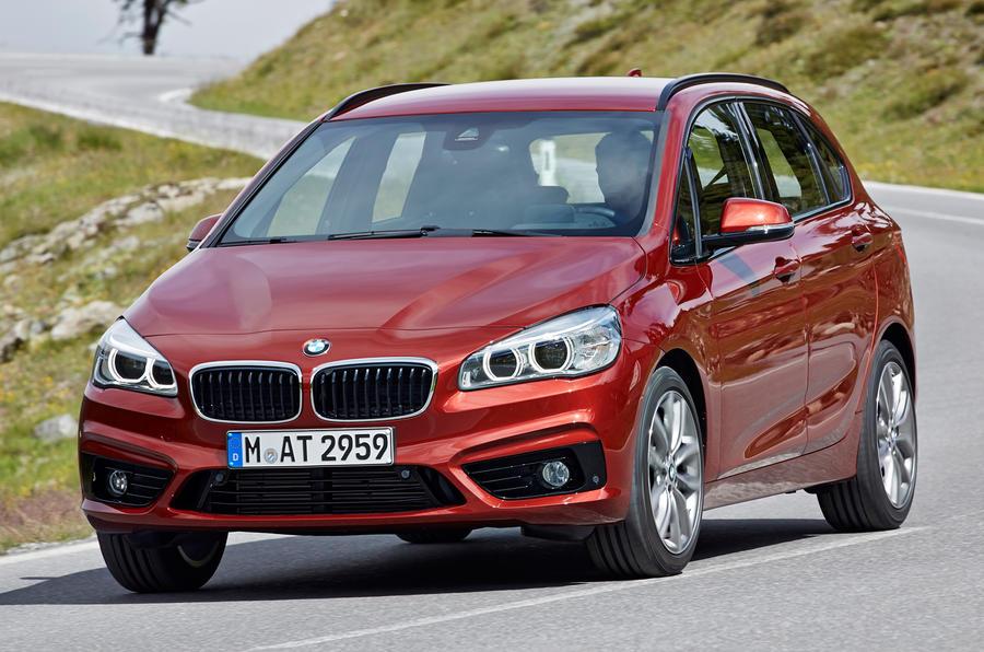 £23,060 BMW 216d Active Tourer