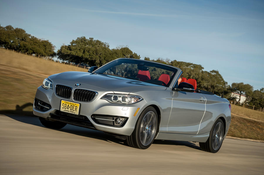 2015 bmw 2 series convertible review review autocar. Black Bedroom Furniture Sets. Home Design Ideas