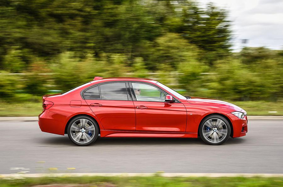 £32,085 BMW 320d M Sport
