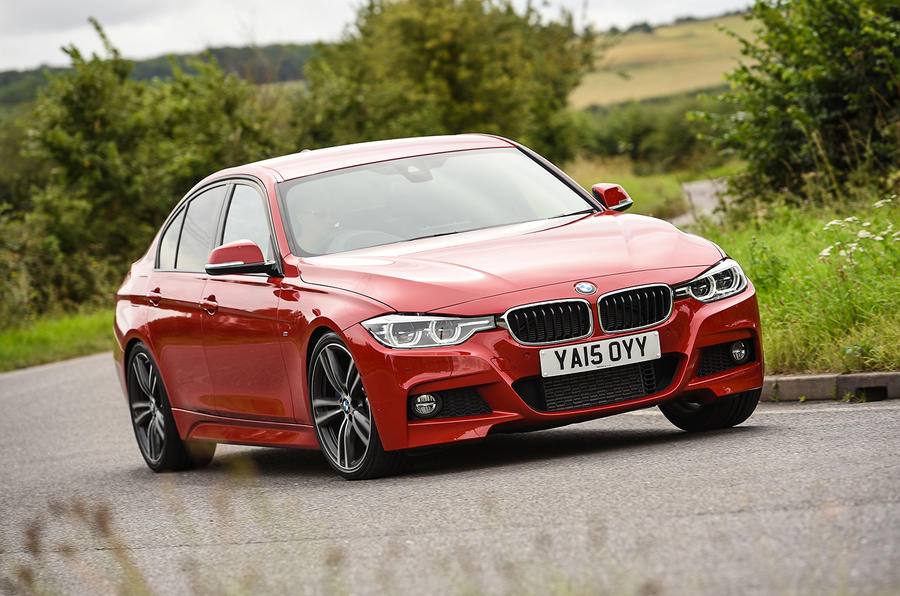 2015 Bmw 320d M Sport Saloon Review Review Autocar