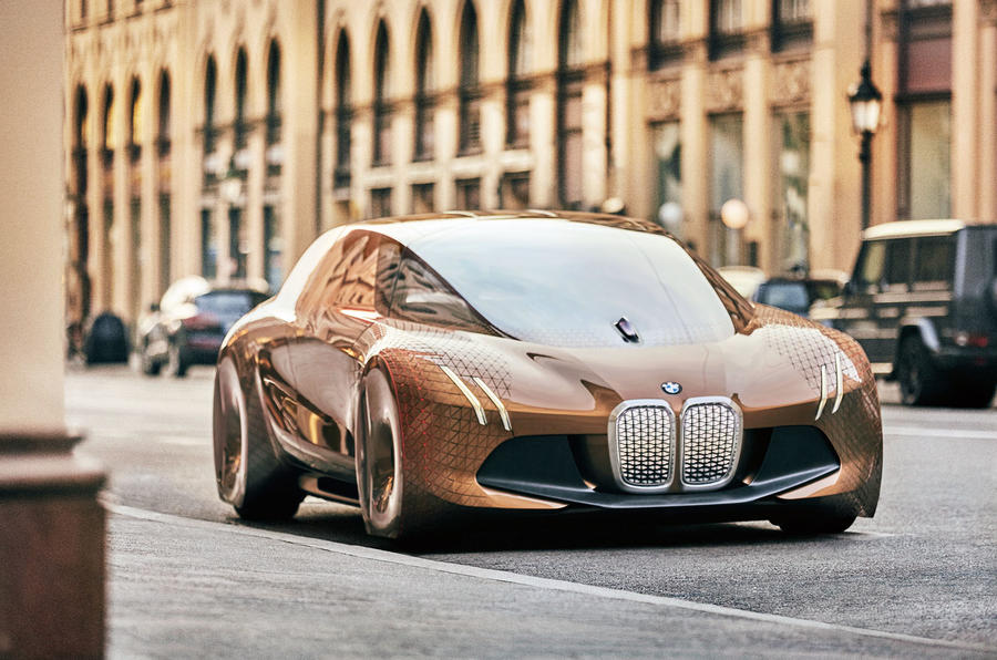 BMW set for reinvention with the help of larger range of EVs