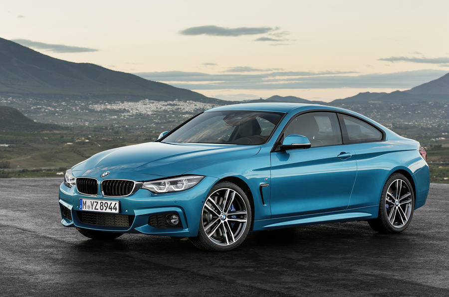 4.5 star BMW 440i Coupé