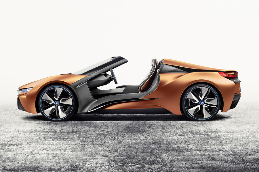 Facelifted BMW I8 Will Get Extra Power, Longer Range | Autocar