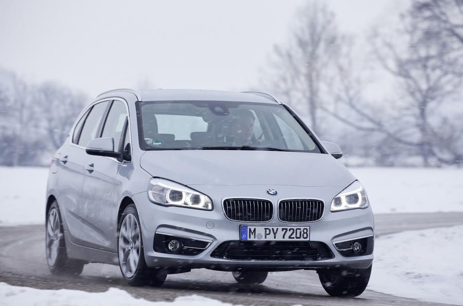 2016 BMW 225xe Active Tourer review review