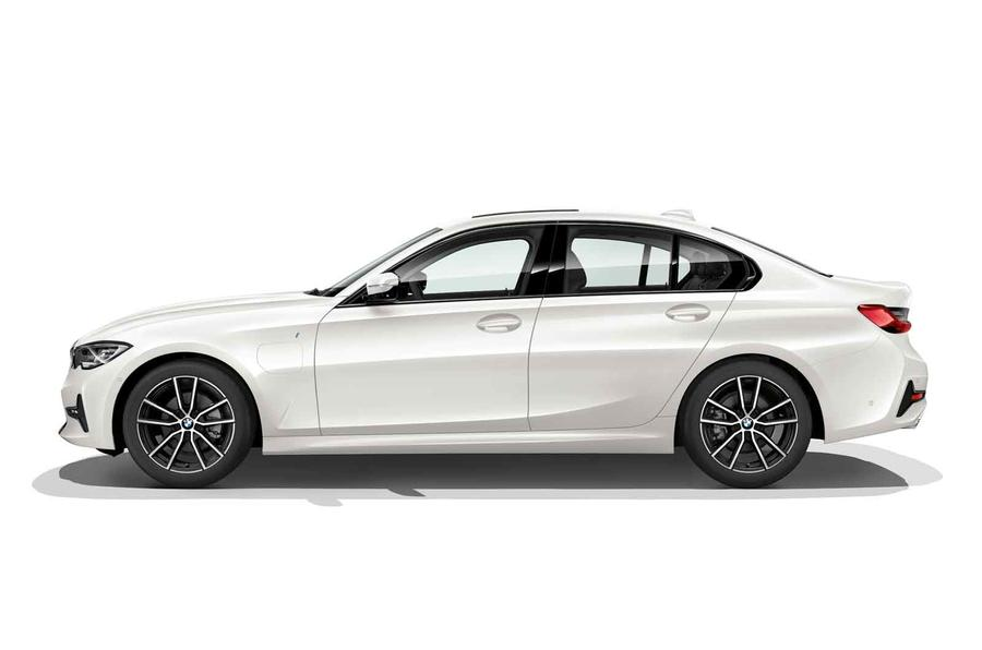 Bound latest generation BMW 3 Series gets a hybrid version