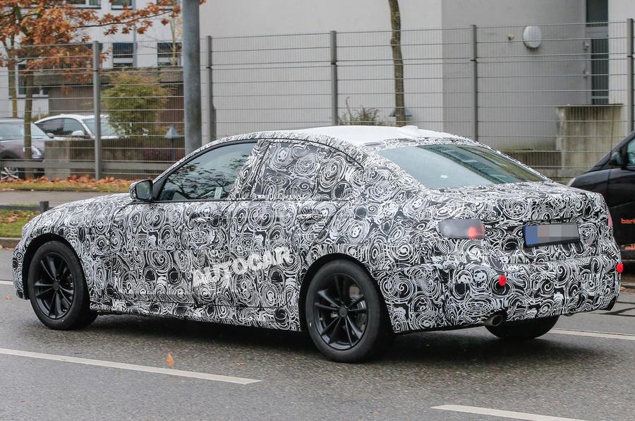 2018 BMW 3 Series