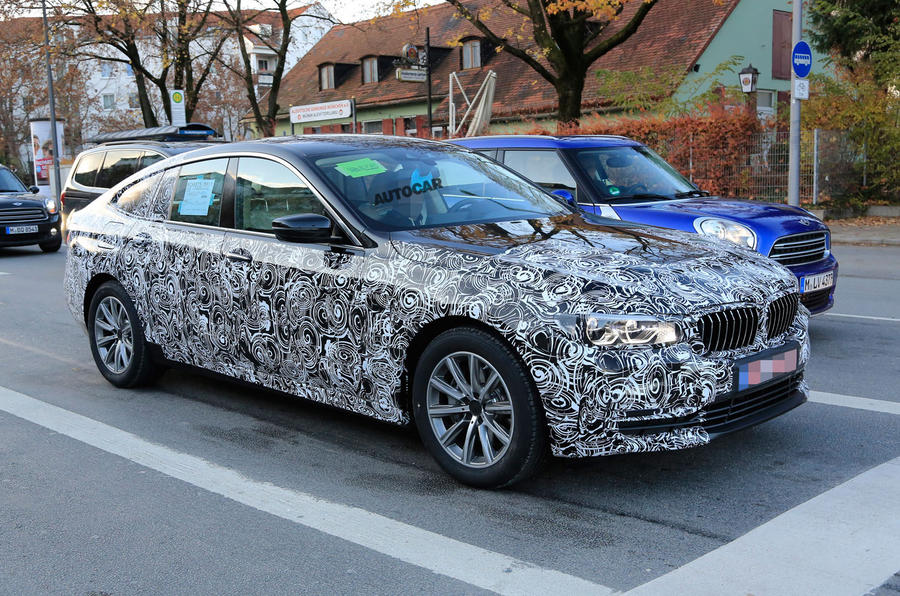 2017 Bmw 6 Series Gt 5 Series Gt Replacement Spotted