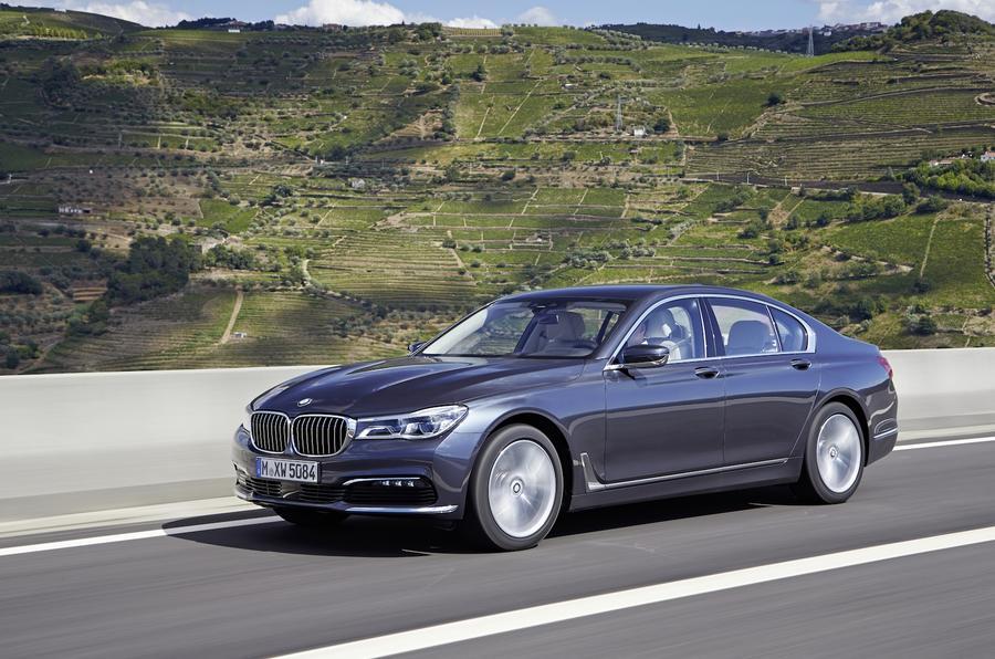 £64,350 BMW 730d