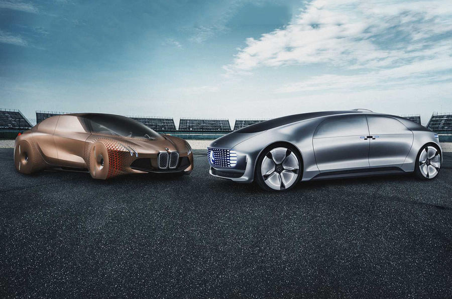 BMW and Daimler autonomous partnership