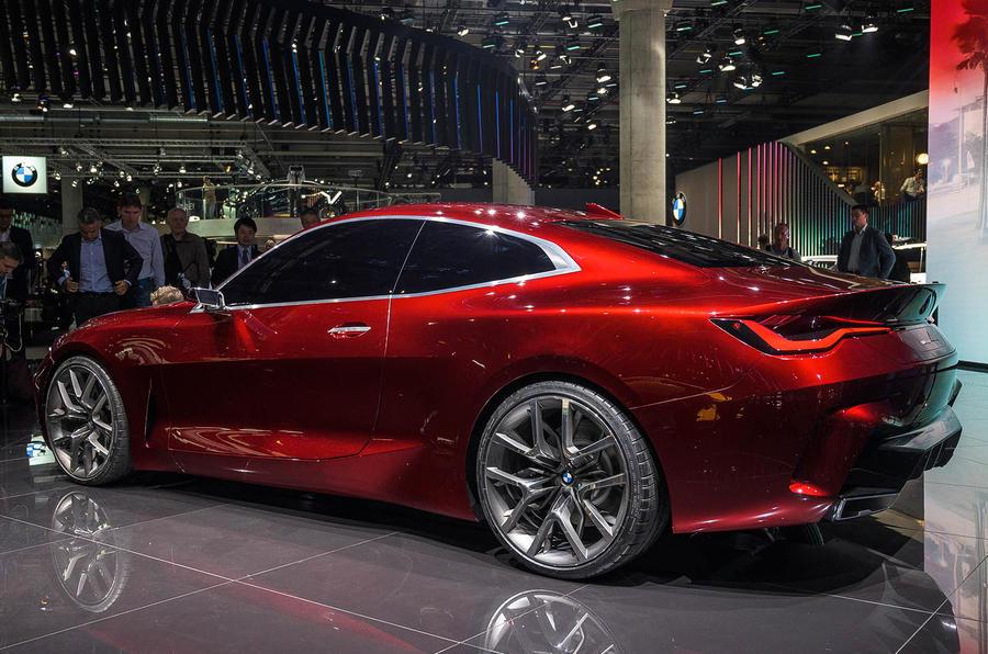 BMW Concept 4 at Frankfurt - rear