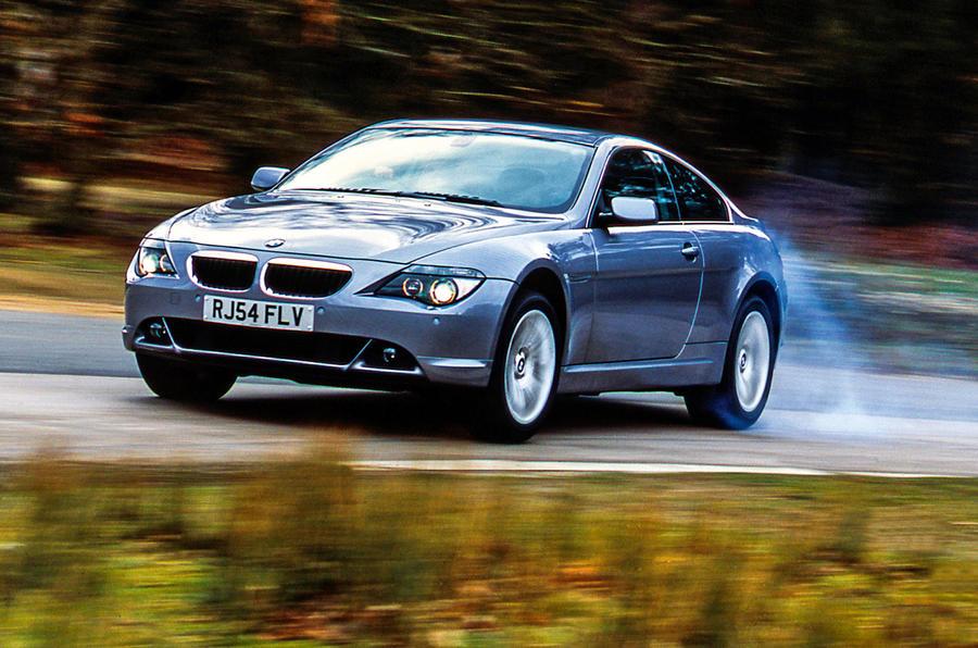 BMW 630i Sport