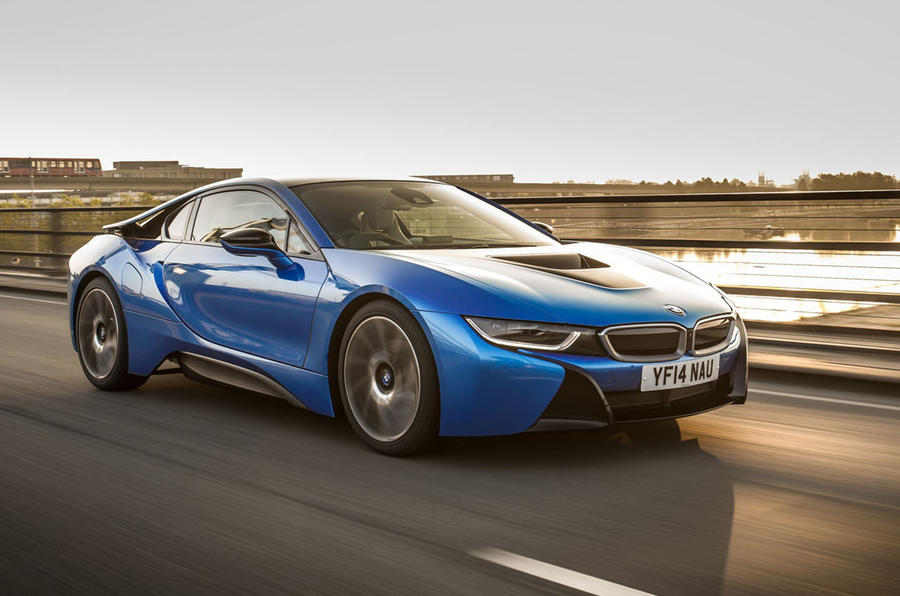 51: 2014 BMW i8 NEW ENTRY