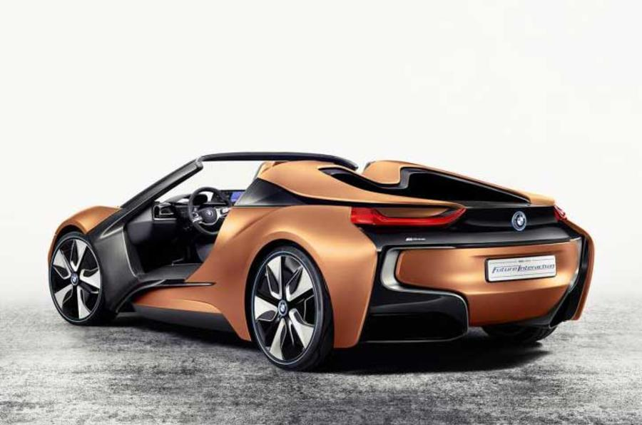 Bmw I8 Roadster Confirmed For 2018 Autocar