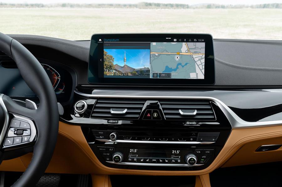 BMW Operating System 7